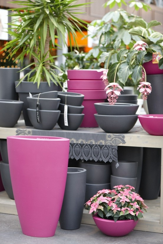36 best Elho Pots images on Pinterest | Planters, Pots and Balcony ...