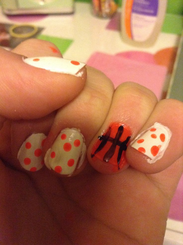 22 best Nails images on Pinterest | Basketball nails, Beauty and Make up