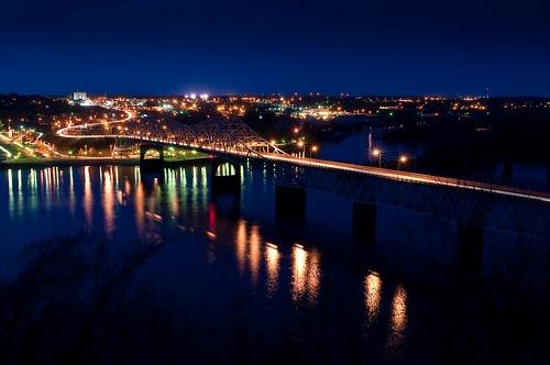 O'Neal Bridge~Florence, Alabama | Home...History ...