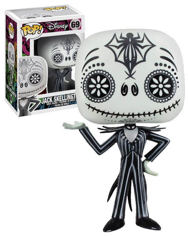 Funko POP! Disney The Nightmare Before Christmas #69 Jack Skellington (Day Of The Dead) - New, Mint Condition.  https://www.ebay.com.au/itm/Funko-POP-Disney-NBX-69-Jack-Skellington-Day-Of-The-Dead-New-Mint-/232652860440 OR https://www.supportivepc.com  #Funko #FunkoPop #TheNightmareBeforeChristmas #Disney #Collectibles