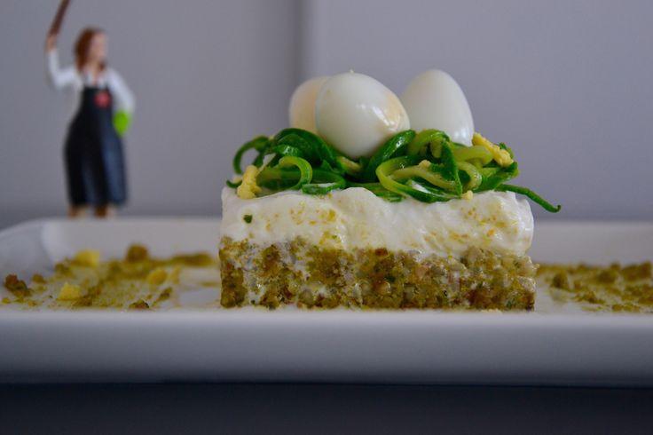 MATTONELLA DI PASQUA – Quando le zucchine quagliano   Cook di Gusto