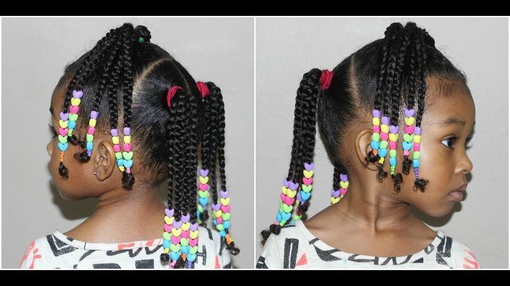 Hair Braiding Styles For Kids: Best 25+ Kid Braids Ideas On Pinterest
