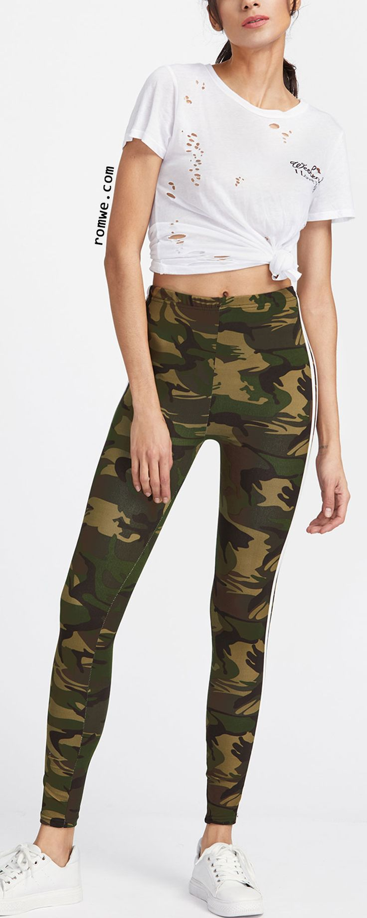 17 Best ideas about Camo Leggings Outfit on Pinterest | Camo outfits Camouflage fashion and ...