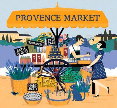 Loccitane Provence Market