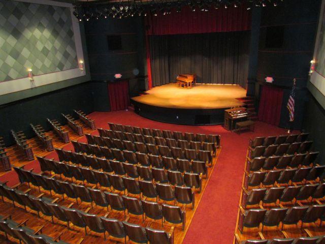 Finke Theatre. California, MO