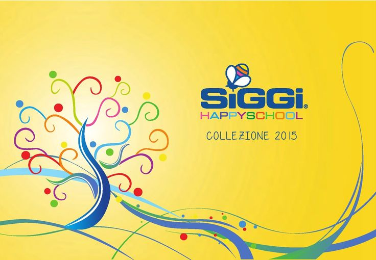 Collezione Happy school Siggi 2015