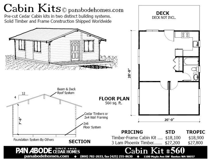 28 Best Kit Prefab Modular Mobile Homes Images On: tiny house floor plan kit