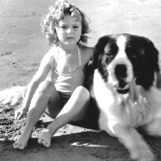 Shirley Temple...: Dogs, Friends, Famous People, Pet, Saint Bernard, Shirleytempl, Classic Movies, Shirley Temples, Classic Movie Stars
