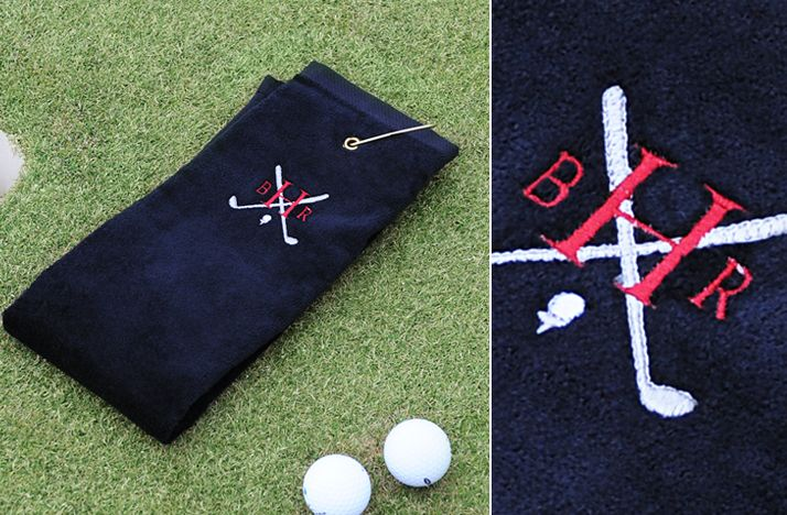 groomsmen gifts 2012 golf fans