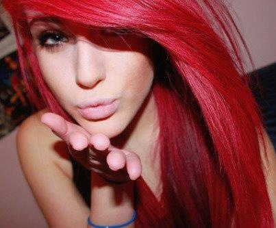 I Have Dyed Red Hair Is That Tacky Girlsaskguys