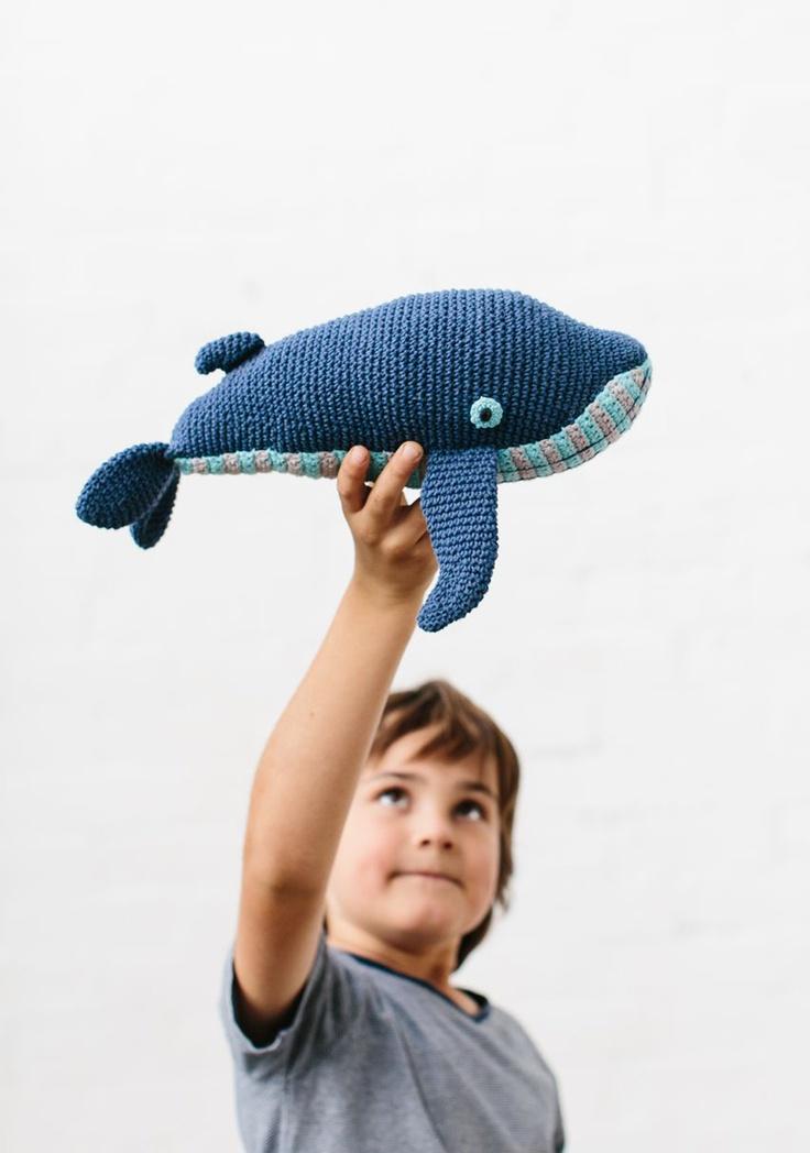#Handmade #Toys | #LadedahKids William #Whale #kidsinstyle