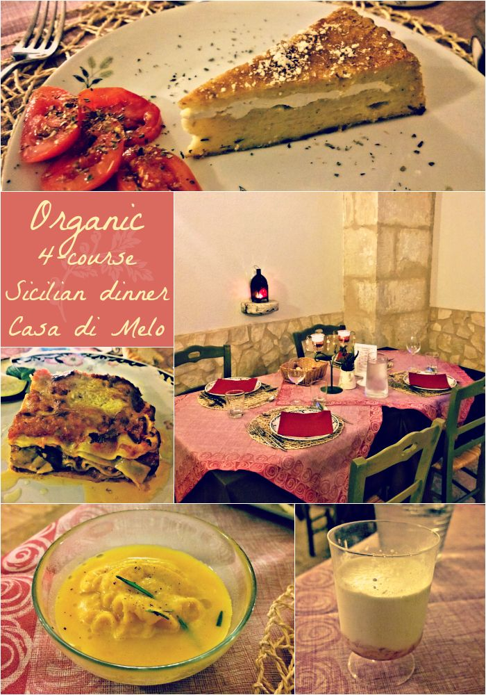 My first stay on an organic farm (La Casa di Melo in Siracusa, Sicily)