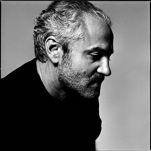 GIanni Versace by Patrick Demarchelier