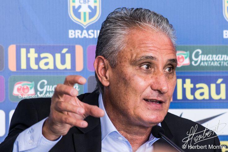 FOTOS - Convocação da Seleção Brasileira pelo técnico Tite