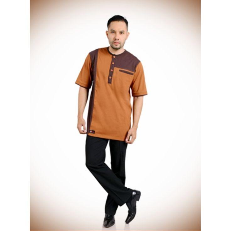 Saya menjual Baju Kemeja Pria Mutif Man MM-16 Coklat seharga Rp215.000. Dapatkan produk ini hanya di Shopee! https://shopee.co.id/grosirbajumuslimbranded/678765411 #ShopeeID