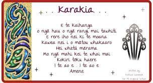 Image result for simple morning karakia