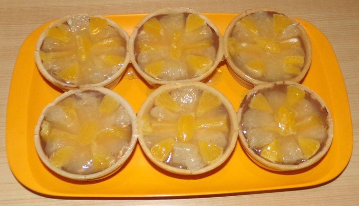 Fruit wafer