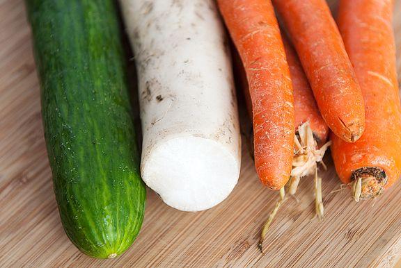 vietnamita verduras receta escabeche | usar mantequilla de verdad