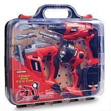 My First Craftsman 3 Power Tools and Carry Case from Sears Catalogue  $34.99