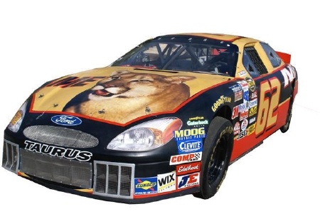 ricky bobby 39 s me cougar ford taurus movie tv cars. Black Bedroom Furniture Sets. Home Design Ideas