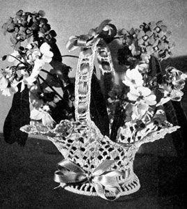 Flower Basket | Free Crochet Patterns