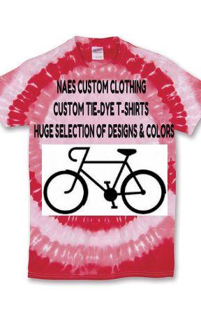Red Bullseye Tie-dye T-shirts, Silhouette Shirts, Vinyl T-Shirts, Bicycle, Dragon, Hippopotamus, Hippo, Elvis Presley, Poodle, Dog Shirt by NAESCUSTOMCLOTHING on Etsy