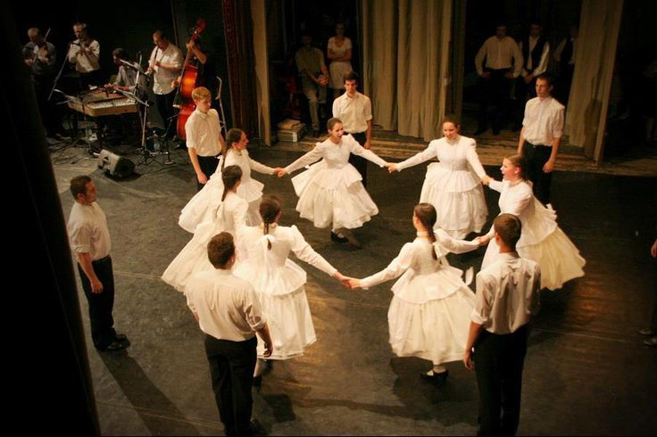 hungarian folk dance