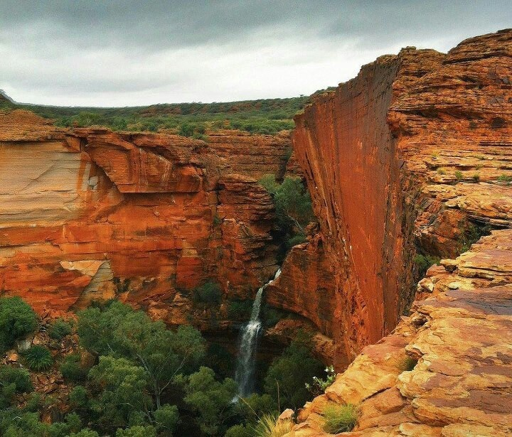 King's canyon NT