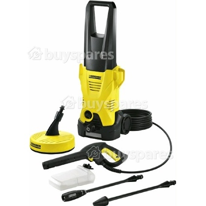 If you want a good quality pressure washer the Karcher T50 pressure washer is ideal