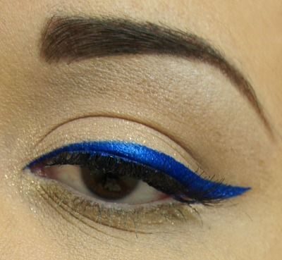 Electric Blue Liner