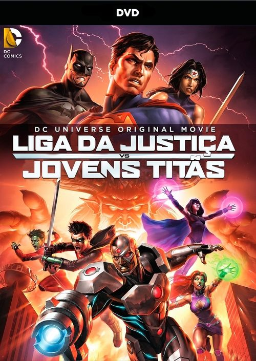Justice League vs. Teen Titans 2016 full Movie HD Free Download DVDrip