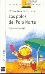 Blog de los niños. Los polos del Polo Norte de Chema Gómez.
