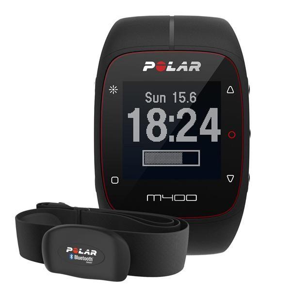 polar m400 negru