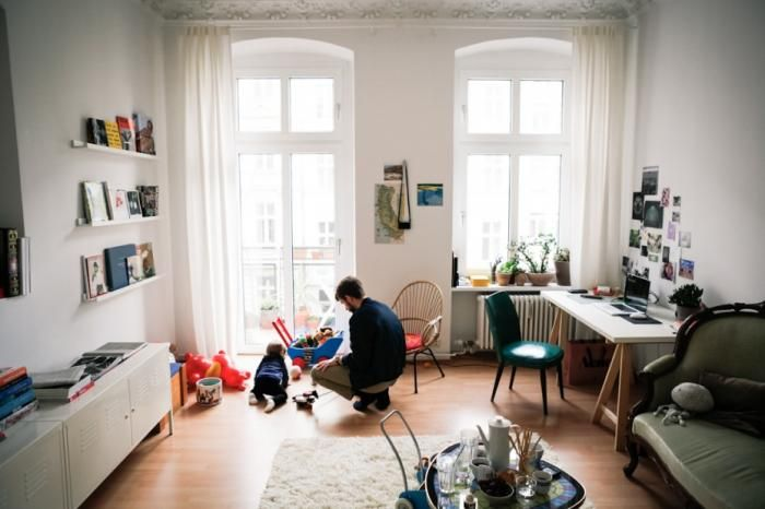 two filmmakers at home in berlin child included ikea ps cabinet cabinets and ps. Black Bedroom Furniture Sets. Home Design Ideas
