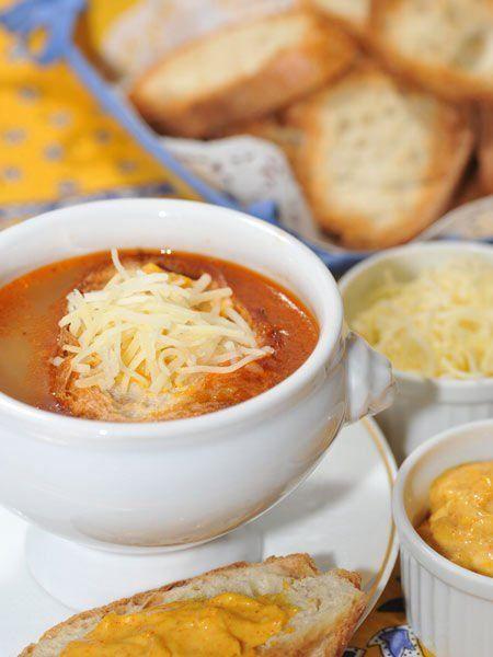 【ELLE a table】スープ・ド・ポワソンレシピ エル・オンライン