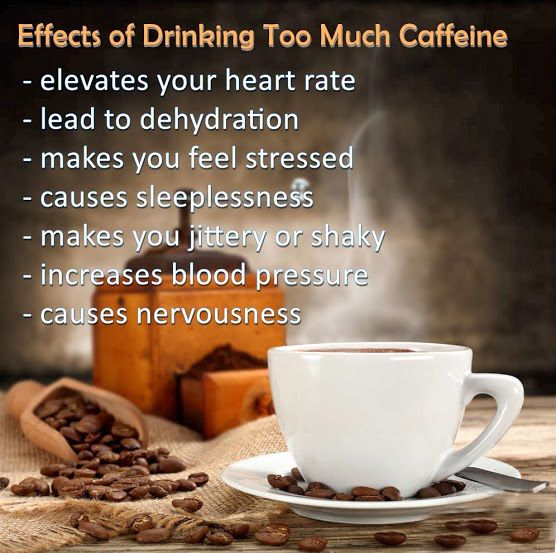 health effects of caffeine pdf