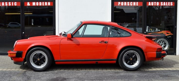 1987 Porsche Carrera Coupe - Holt Motorsports - used porsche 911 dealer, certified pre owned, porsche 911,porsche 993,porsche 996