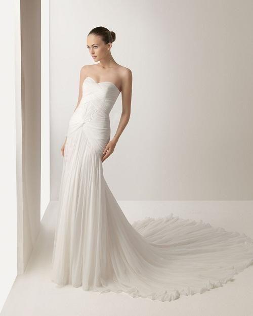 Vestidos de Novia sencillos, encuentra el diseño de tus sueños