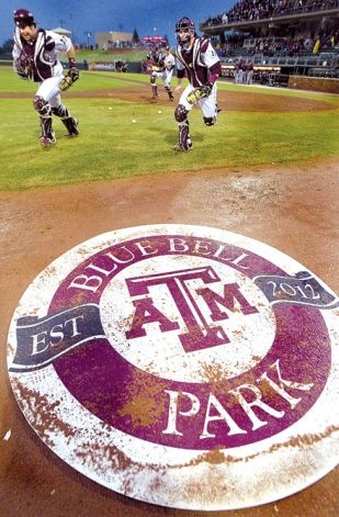 Aggie baseball..by far my favorite Aggie sport! Swing for the tracks!