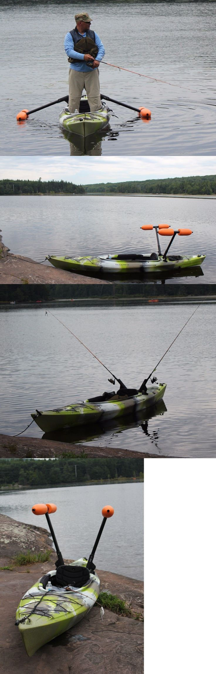 17 best ideas about kayak outriggers on pinterest kayak for Kayak accessories fishing