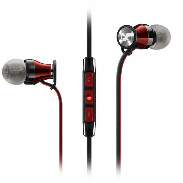 Sennheiser MOMENTUM In-Ear - In Ear Headphones with integrated microphone - easy call control function