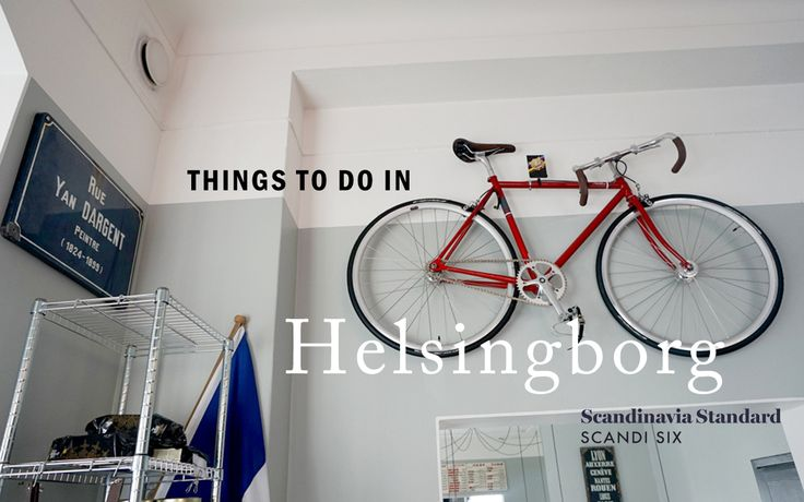 A list of where to stay, eat, drink, get coffee, shop and more in Helsingborg, the Swedish coastal city that is Sweden's nearest point to Denmark - perfect for a day or weekend trip!
