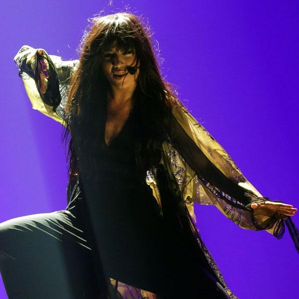 Loreen @ Eurovision Sweeden 2011