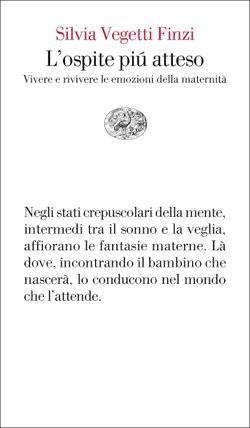 Silvia Vegetti Finzi, L'ospite più atteso, Vele - DISPONIBILE ANCHE IN EBOOK