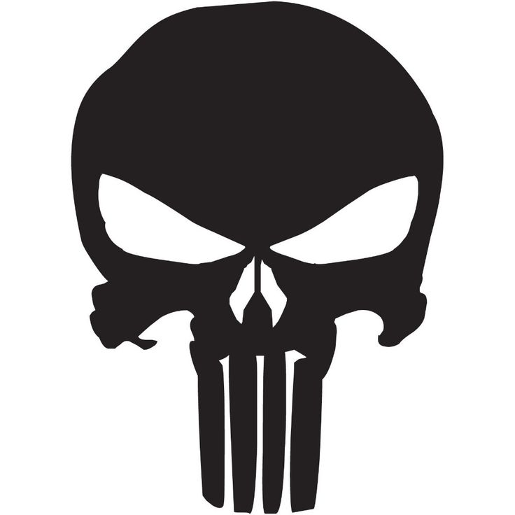 punisher logo stickers - Recherche Google