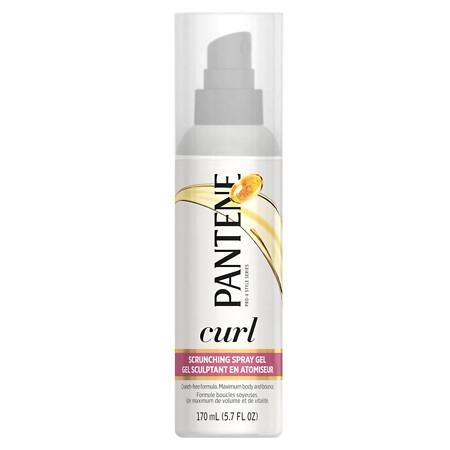 Pantene Pro-V Curl Scrunching Spray Hair Gel - 5.7 oz.