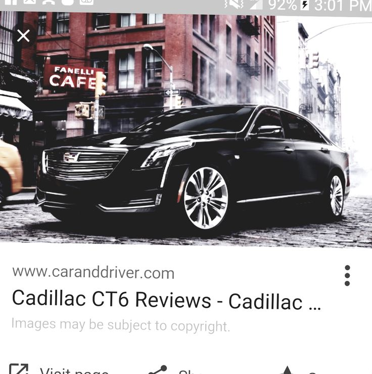 1000+ Ideas About Cadillac Ct6 On Pinterest