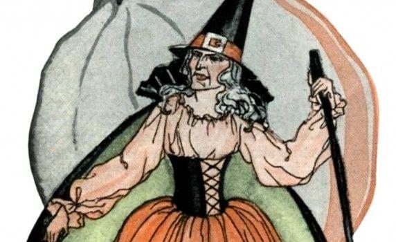 Category » Vintage Halloween Art « @ Vintage Fangirl