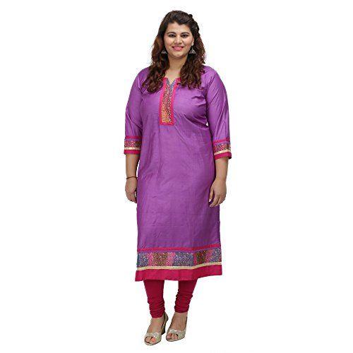 Damyantii Purple Cotton Silk 3/4 Sleeve Straight casual 3... http://www.amazon.in/dp/B01G597NNQ/ref=cm_sw_r_pi_dp_x_6VCQxb14X1MTP