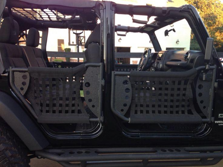 body armor trail doors gen iii for jeep jk - Google Search